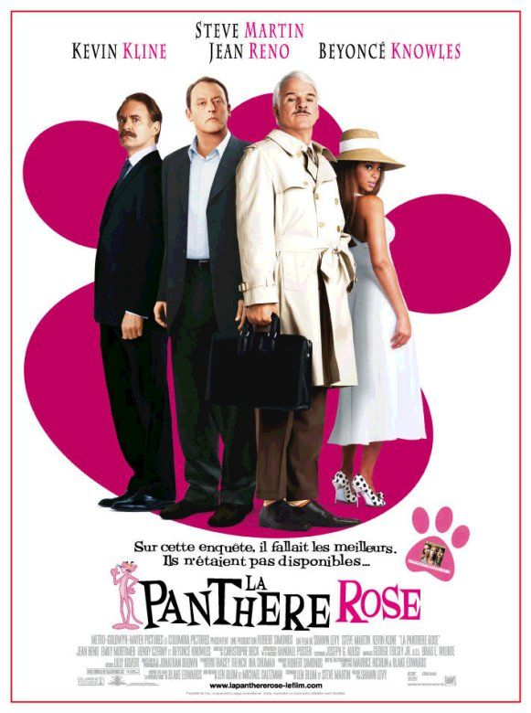 Panthere Rose 1 preview 0